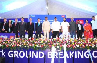 Ground Breaking Ceremony of TCL India Industrial Park