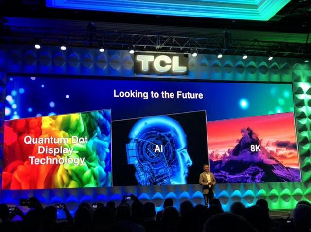 TCL Looking into the Future