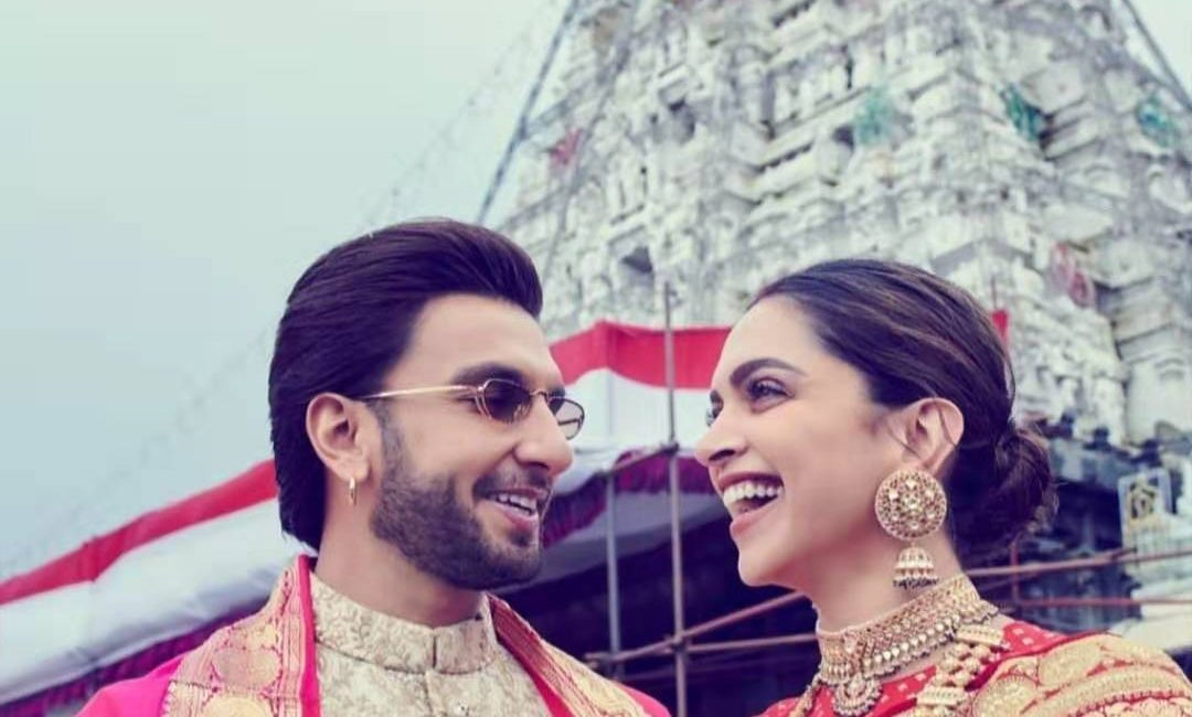 #DeepVeer Celebrate their First Wedding Anniversary, Check out the images!