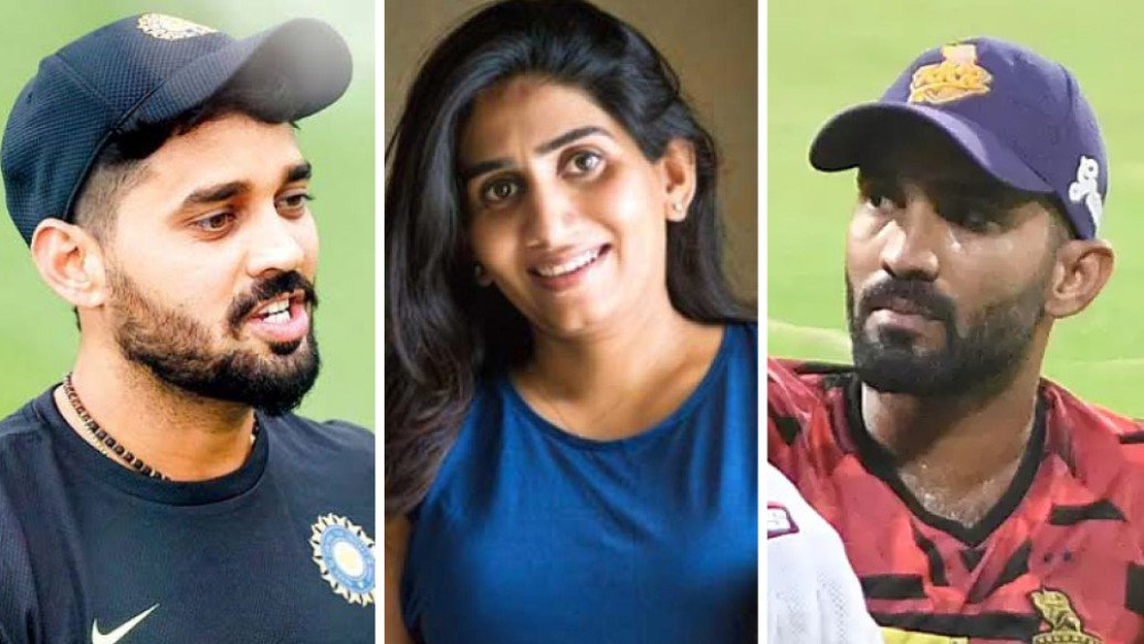 See how Indian team player Dinesh Karthik wife betrayed him! - RozBuzz