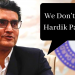 What Sourav Ganguly said about Hardik Pandya will shock you!